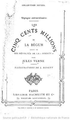 Les Révoltés de la Bounty par Jules Verne (1915)