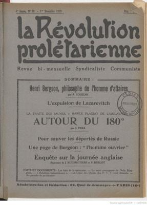 """Autour du 180° – La traite des jaunes, """"habile plagiat de l'esclavage"""" (1928)"""