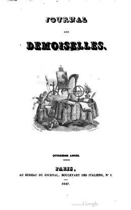 Revue des théâtres : Ozaï (1847)