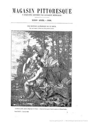 La pierre maudite à TaÏti (1866)