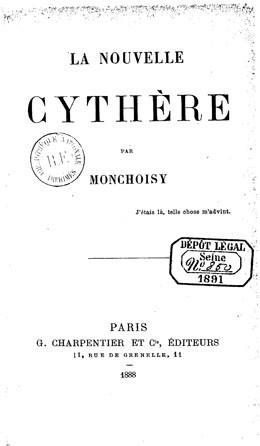 La Nouvelle Cythère (1888)