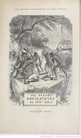 Les grands navigateurs du XVIIIème siècle par Jules Verne (1879)