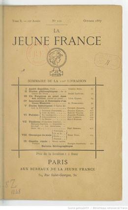 Gazette rimée – Marau contre Pomaré (1887)