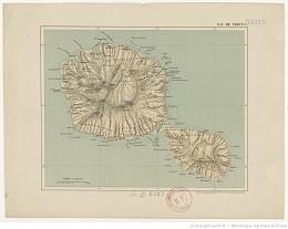 Carte Ile de Tahiti 18..