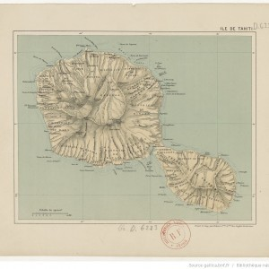 Ile de Tahiti