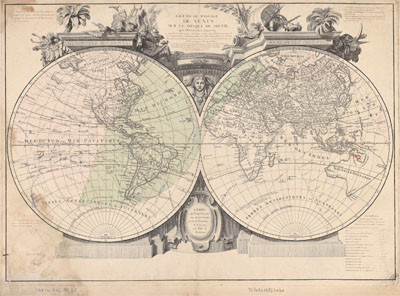 Figure du passage de Venus sur le disque du soleil qu'on observera le 3 juin 1769 (1760)