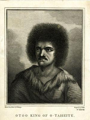 Otoo King of O-Taheite (1777)