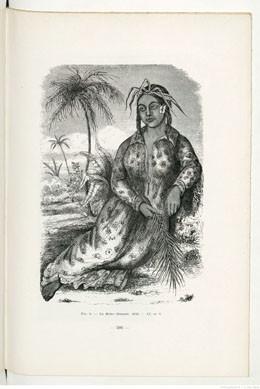 Iconographie de Pomaré, Reine de Tahiti (1963)
