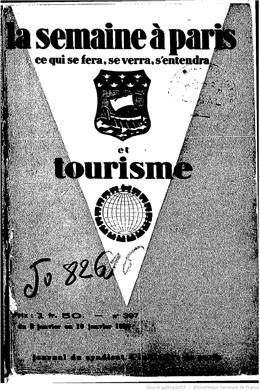 Tourisme colonial des îles Sous-le-Vent aux îles Marquises (1930)