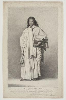 Omai un natif de Ulaietea (Raiatea)