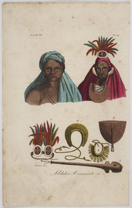 Ornements des îles Marquises (1843)