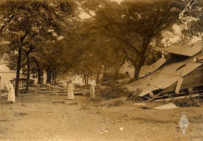 Bombardement de la ville de Papeete (1914)
