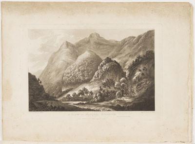 A view in Matavai, OTaheite – John Webber (1887)