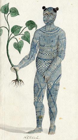 Nuku Hiva hoimupealik Keatonui – Chef de Nuku Hiva Keatonui (1803/1806)