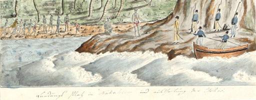Maabumiskoht Nuku Hiva (1803-1806)