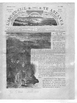 L'Arc-en-ciel : journal populaire d'éducation intellectuelle, morale et religieuse – N°5 – juin 1886