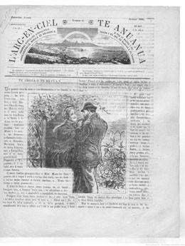 L'Arc-en-ciel : journal populaire d'éducation intellectuelle, morale et religieuse – N°6 – juillet 1886