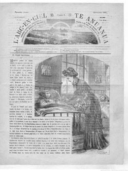 L'Arc-en-ciel : journal populaire d'éducation intellectuelle, morale et religieuse – N°8 – septembre 1886