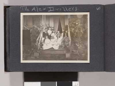 The Alex Drollets – Album photos de Jack London (1907/1908)