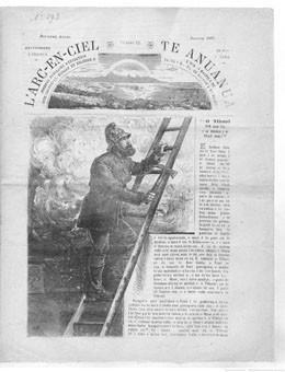 L'Arc-en-ciel : journal populaire d'éducation intellectuelle, morale et religieuse – N°12 – janvier 1887