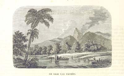 De Baai van Papeïti (1839)
