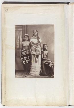 Trois Tahitiennes (1887)