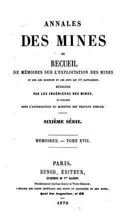 Notes géologiques sur l'Océanie, les îles Tahiti et Rapa (1870)