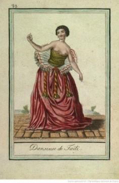 Danseuse de Taïti (1796)