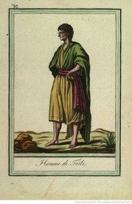 Homme de Taïti (1796)