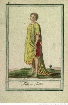 Fille de Taïti (1796)
