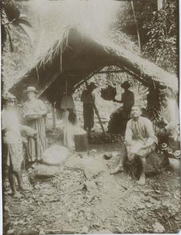 Four tahitien (1913)