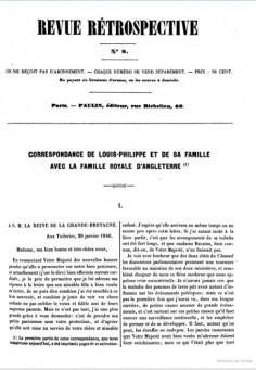 Désaveu de l'amiral du Petit Thouard (1848)