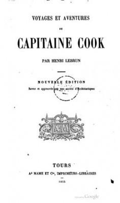 Voyages et aventures du capitaine Cook (1855)
