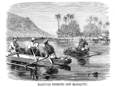 Natifs à la pêche (1870)