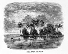 Ile des Tuamotu (1870)