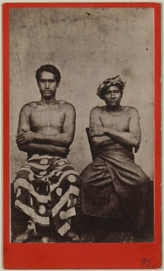Deux Tahitiens (1880)
