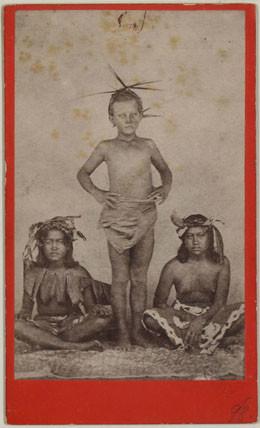 Trois enfants (1880)