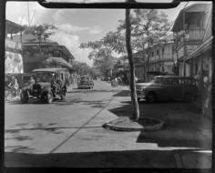 Scène de rue à Papeete (1952)