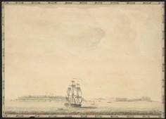 Le Dolphin arrive à Vairaatea aux Tuamotu (1767)