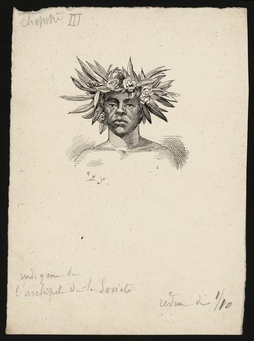 Homme de Tahiti (1894)