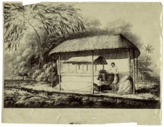 Sépulture du chef Vehiatua de O Hatutura (Tautira)