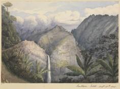 Fautaua – Sir Edward Gennys Fanshawe – 25 août 1849