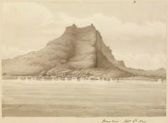 Bora Bora – Sir Edward Gennys Fanshawe – 4 septembre 1849