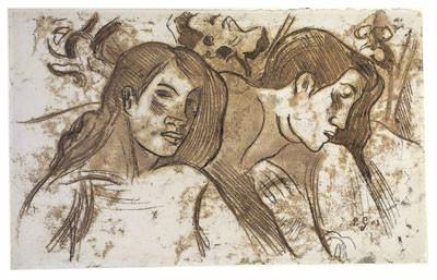 Deux Marquisiennes (1902)