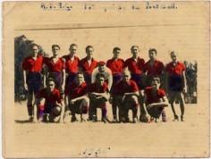 Première équipe de football de l'école centrale (1936)
