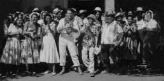 """Les acteurs de """"Tahiti, la joie de vivre"""" (1957)"""