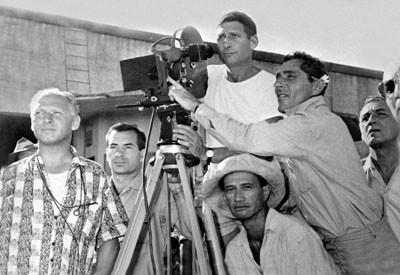 L'équipe des actualités tahitiennes (1959)