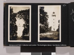 Phare de la Pointe Vénus – Collection Jack London (1908)