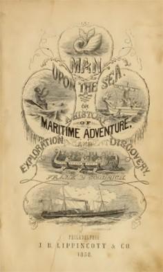 Man upon the sea (1858)