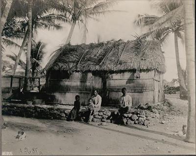 Habitation à Makemo (1889)